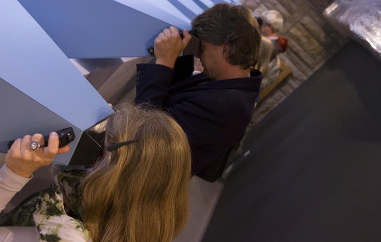 kiosk stereokopowy 3D