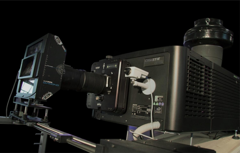 KINO 3D - POLARYZACJA AKTYWNA