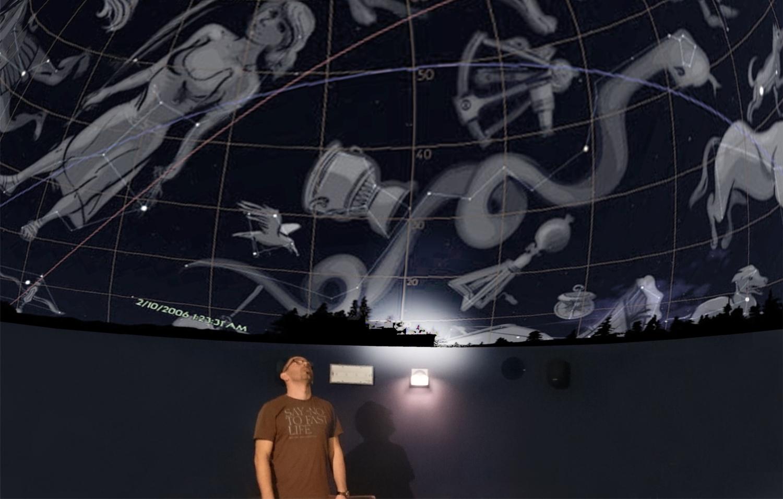 Planetarium w Szkole Łacińskiej w Malborku