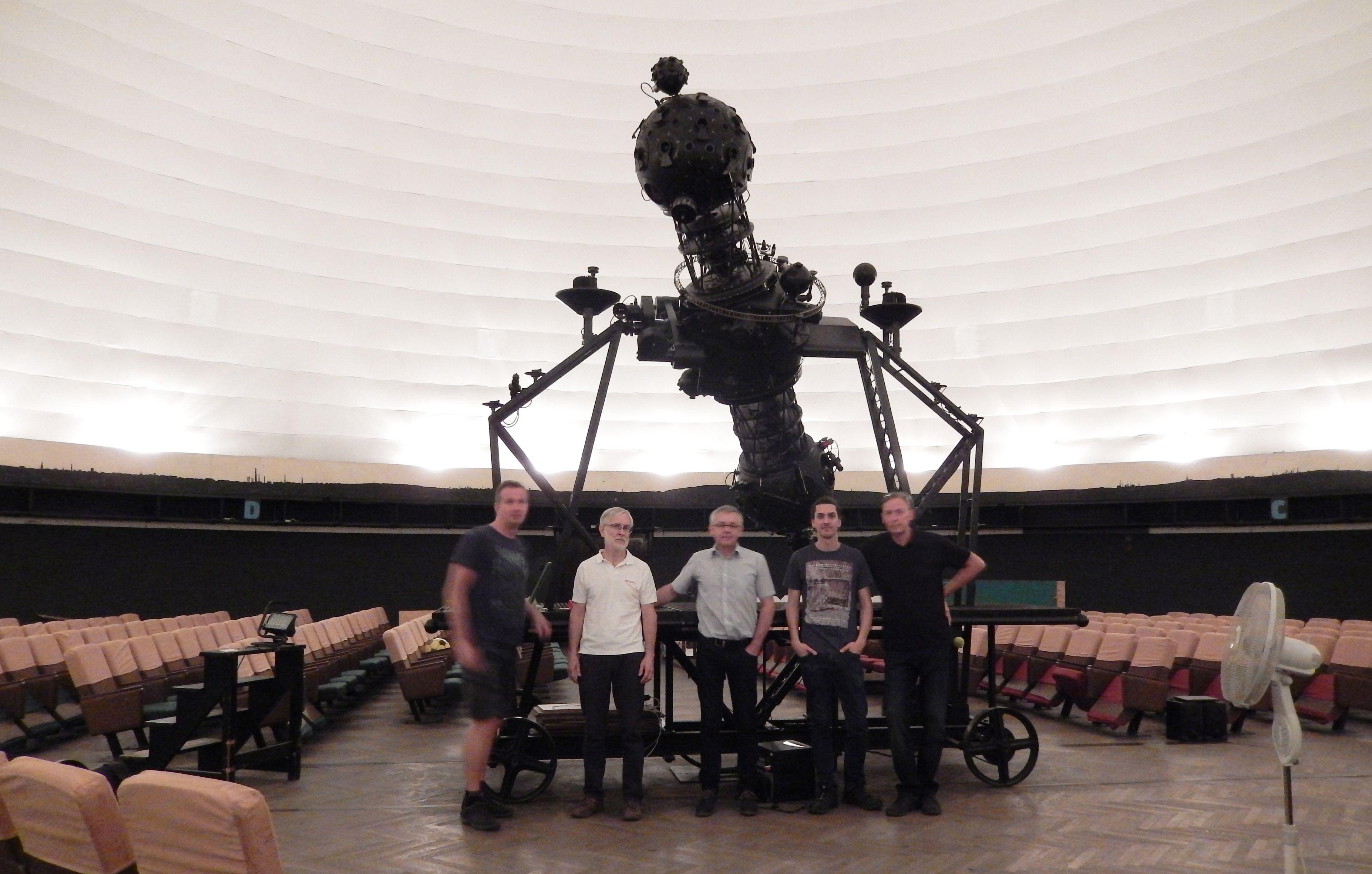 Planetarium Śląskie Delta